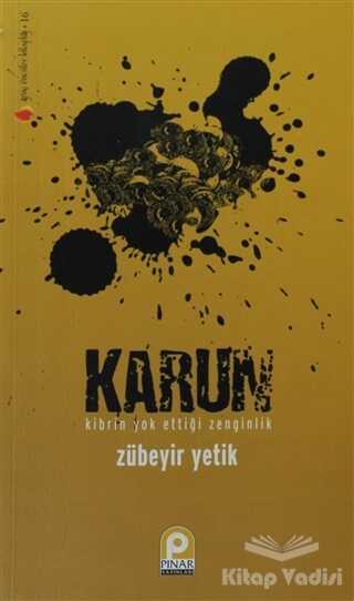 Pınar Yayınları - Karun
