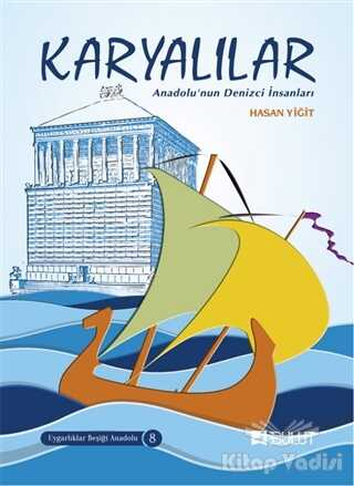 Bulut Yayınları - Karyalılar - Anadolu'nun Denizci İnsanları