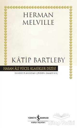İş Bankası Kültür Yayınları - Katip Bartleby