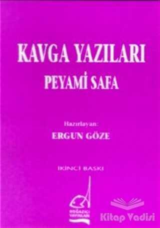 Boğaziçi Yayınları - Kavga Yazıları