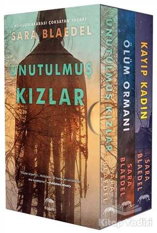 Yabancı Yayınları - Kayıp İnsanlar Serisi - Kutulu Set (3 Kitap Takım)