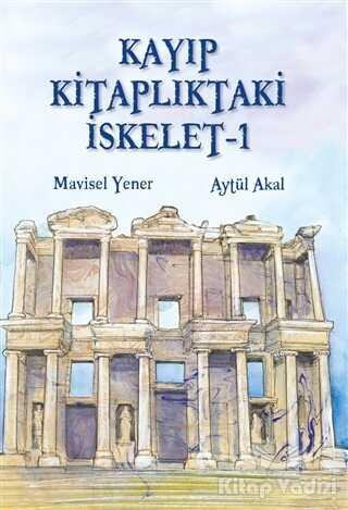 Tudem Yayınları - Kayıp Kitaplıktaki İskelet - 1