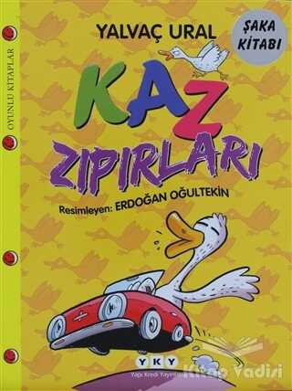 Yapı Kredi Yayınları - Kaz Zıpırları