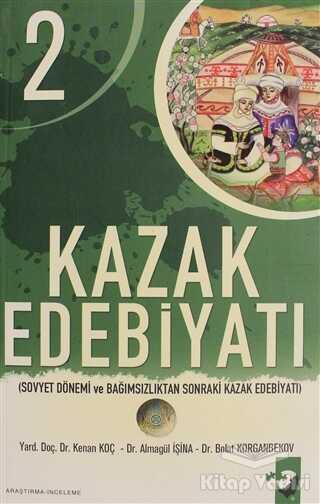 IQ Kültür Sanat Yayıncılık - Kazak Edebiyatı 2