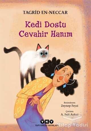 Yapı Kredi Yayınları - Kedi Dostu Cevahir Hanım