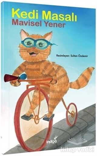 İndigo Kitap - Kedi Masalı - Masal Kulübü Serisi