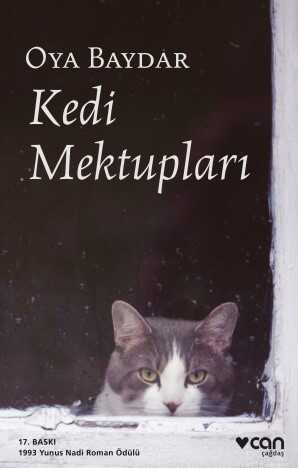 Can Yayınları - Kedi Mektupları