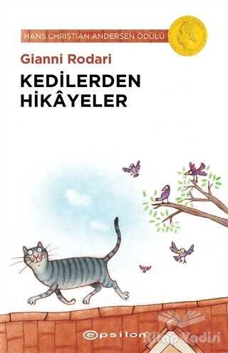 Epsilon Yayınevi - Kedilerden Hikayeler