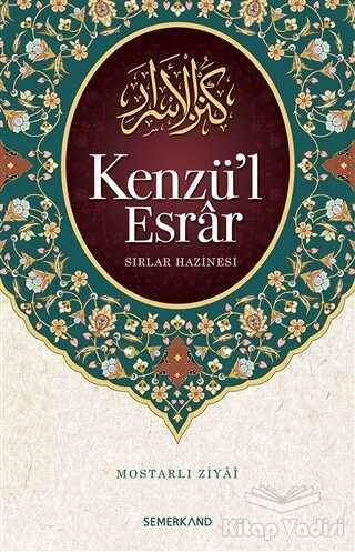 Semerkand Yayınları - Kenzü'l Esrar