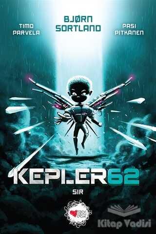 Can Çocuk Yayınları - Kepler62: Sır