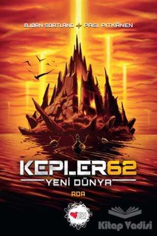 Can Çocuk Yayınları - Kepler62: Yeni Dünya - Ada