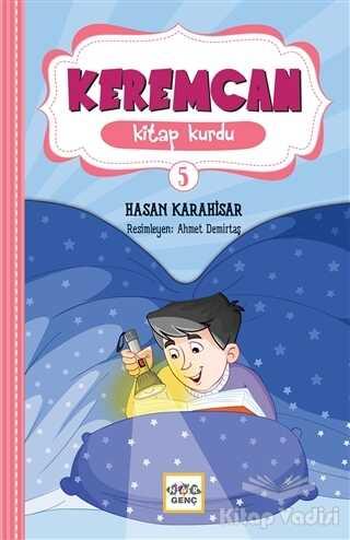 Nar Yayınları - Keremcan 5 - Kitap Kurdu