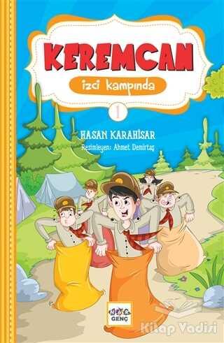 Nar Yayınları - Keremcan İzci Kampında - 1