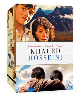 Everest Yayınları - Khaled Hosseini Kutulu Set