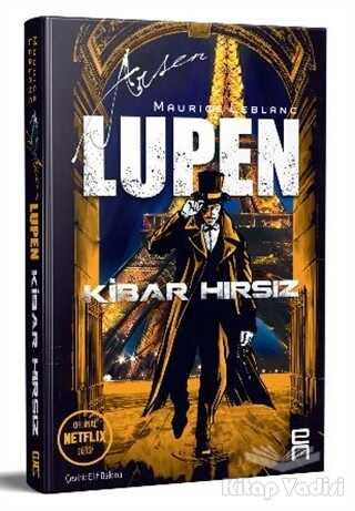 En Kitap - Kibar Hırsız - Arsen Lüpen