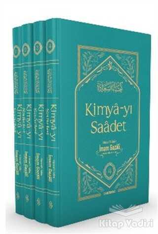 Semerkand Yayınları - Kimya-yı Saadet 4 Cilt Kutulu