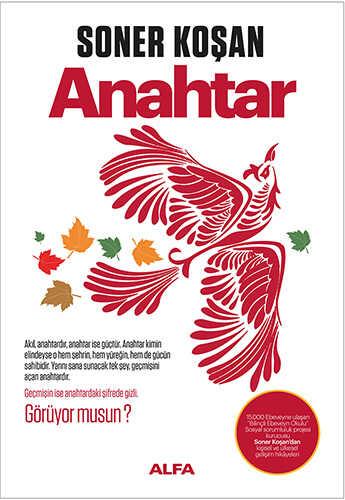 Alfa Yayınları - Kırmızı Anahtar
