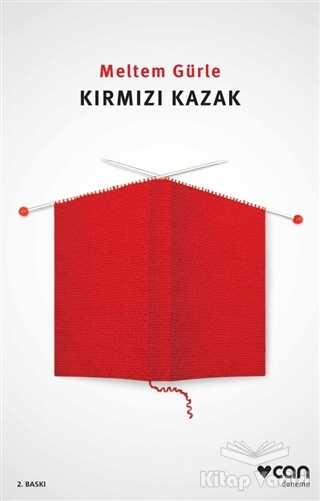 Can Yayınları - Kırmızı Kazak