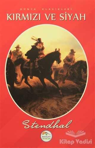 Maviçatı Yayınları - Kırmızı ve Siyah