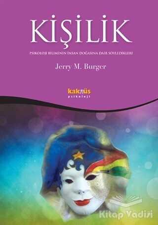 Kaknüs Yayınları - Ders Kitapları - Kişilik