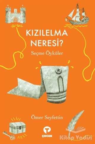 Turkuvaz Kitap - Kızılelma Neresi?