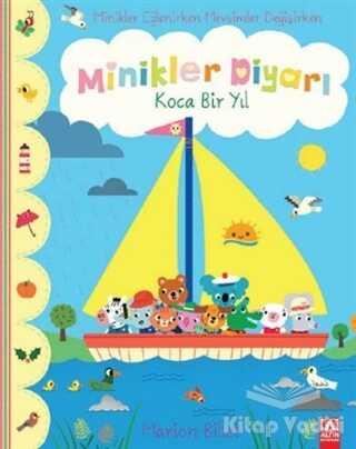 Altın Kitaplar - Çocuk Kitapları - Koca Bir Tur - Minikler Diyarı