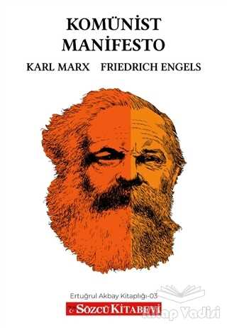 Sözcü Kitabevi - Komünist Manifesto