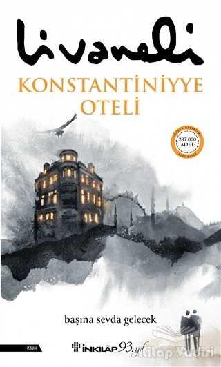 İnkılap Kitabevi - Konstantiniyye Oteli