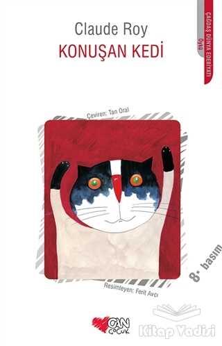 Can Çocuk Yayınları - Konuşan Kedi