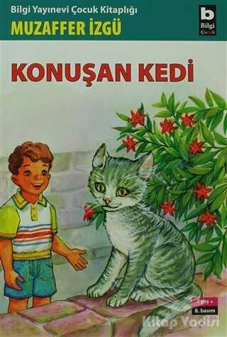 Bilgi Yayınevi - Konuşan Kedi