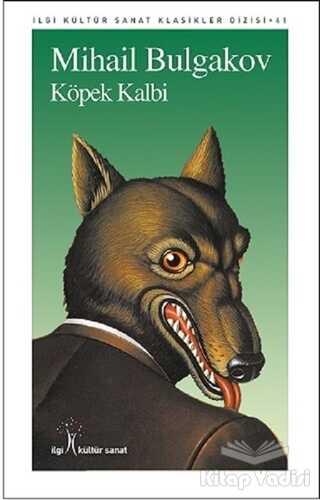 İlgi Kültür Sanat Yayınları - Köpek Kalbi