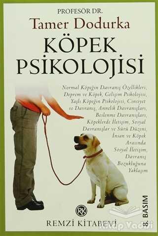 Remzi Kitabevi - Köpek Psikolojisi