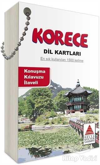 Delta Kültür Basım Yayın - Korece Dil Kartları