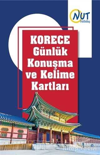Nut Publishing - Korece Günlük Konuşma ve Kelime Kartları