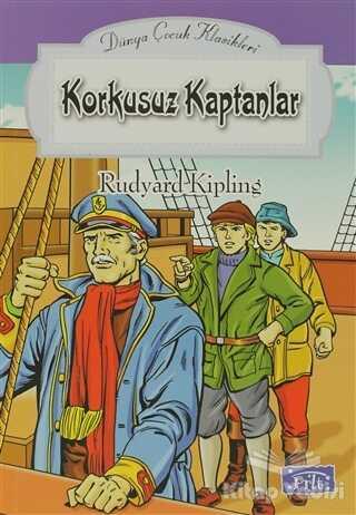 Parıltı Yayınları - Korkusuz Kaptanlar
