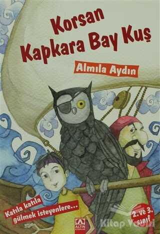Altın Kitaplar - Korsan Kapkara Bay Kuş