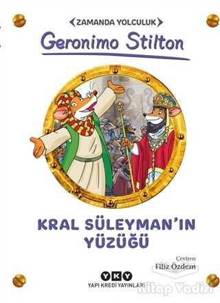Yapı Kredi Yayınları - Kral Süleyman'ın Yüzüğü