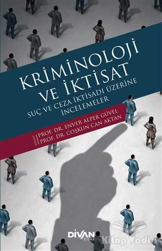 Divan Kitap - Kriminoloji ve İktisat