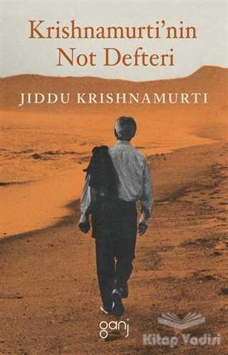 Ganj Kitap - Krishnamurti'nin Not Defteri
