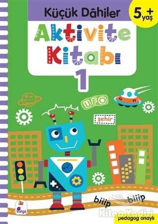 İndigo Çocuk - Küçük Dahiler Aktivite Kitabı 1 (5+ Yaş)