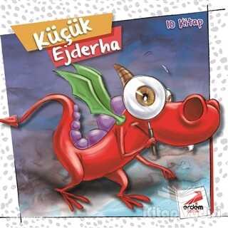 Erdem Çocuk - Küçük Ejderha (10 Kitap Takım)
