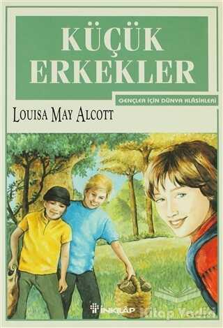 İnkılap Kitabevi - Gençlik Kitapları - Küçük Erkekler