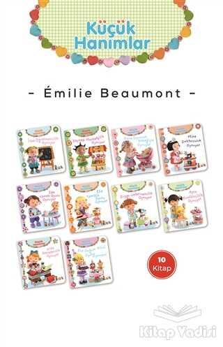 Bıcırık Yayınları - Küçük Hanımlar 10 Kitap Set