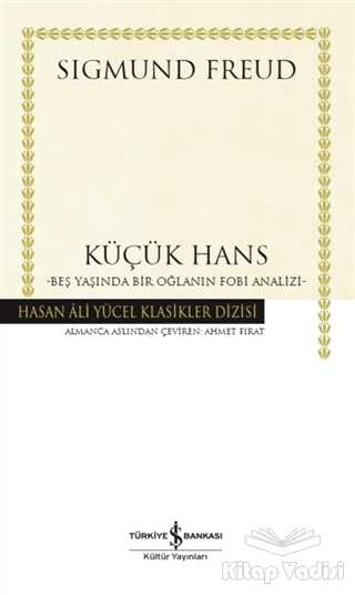 İş Bankası Kültür Yayınları - Küçük Hans