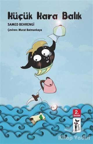Çizmeli Kedi Yayınları - Küçük Kara Balık