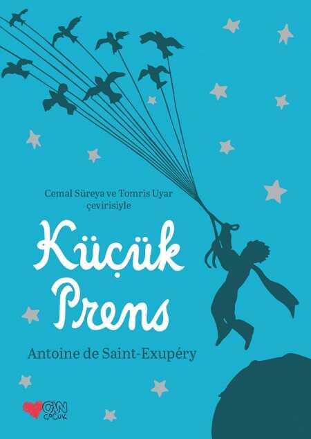 Can Çocuk Yayınları - Küçük Prens - Özel Baskı (Mavi)