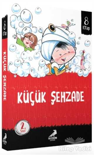 Erdem Çocuk - Küçük Şehzade (8 Kitap)