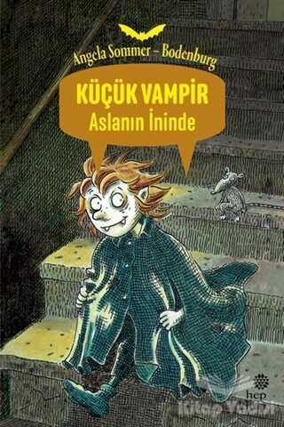 Hep Kitap - Küçük Vampir Aslanın İninde