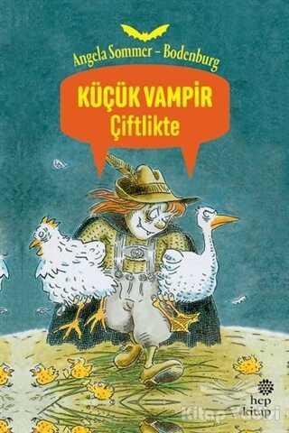 Hep Kitap - Küçük Vampir Çiftlikte