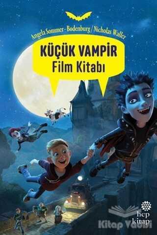 Hep Kitap - Küçük Vampir Film Kitabı
